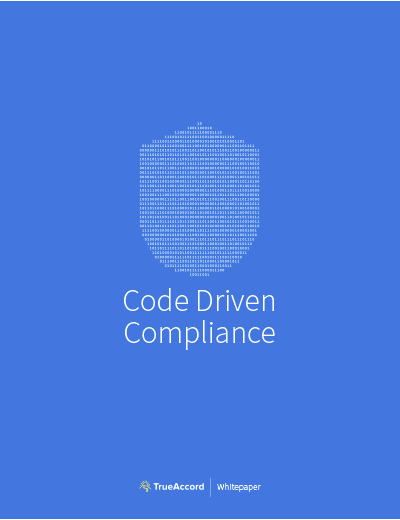How Code Drive Compliance reduces TrueAccord's legal risk
