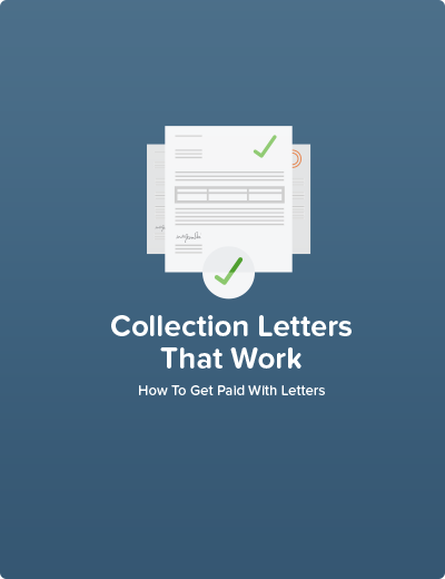 Collection Letters That Work